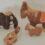 Filztiere aus Bergschafwolle